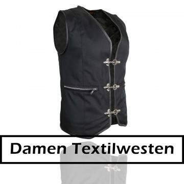 Damen Textilwesten