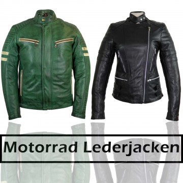 Motorrad Lederjacken