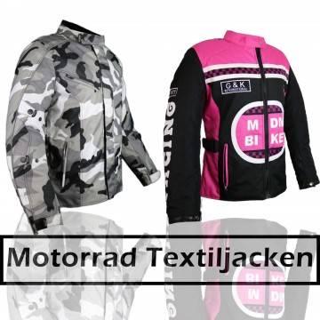 Motorrad Textil Jacken