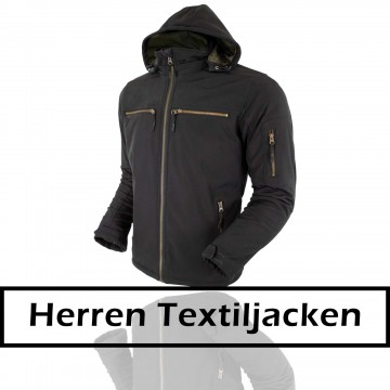 Herren Textil Jacken