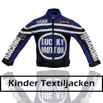 Kinder Textil Jacken